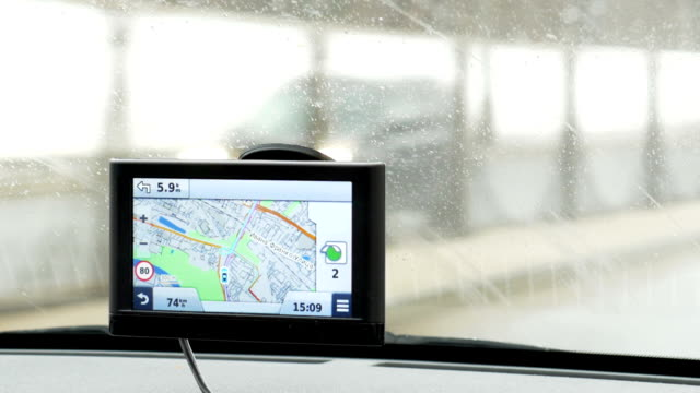 You will never lose your way with GPS video
