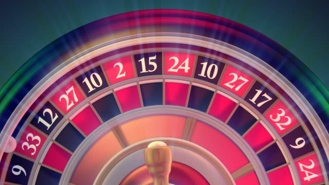 You Win, Casino Roulette video