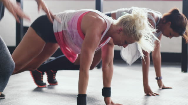 You'll get stronger with every stretch video
