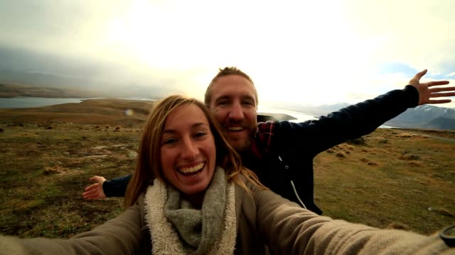 Youn and me in New Zealand video