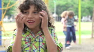 Young Boy with Learning Disability video
