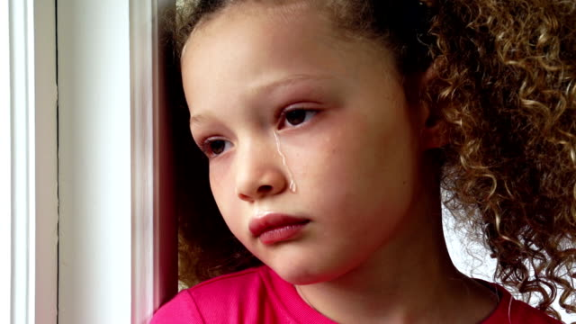 Young Girl Crying video