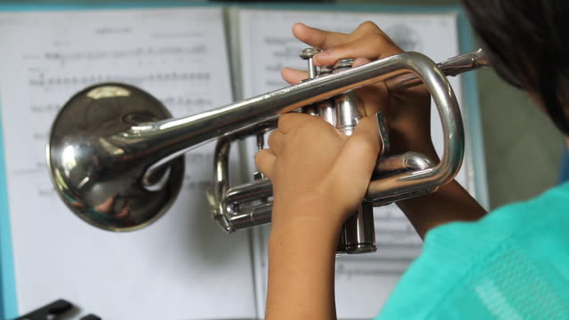 Young Trumpet. video
