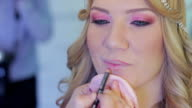 young women  make up video
