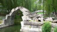 Yuanmingyuan,The Old Summer Palace , Beijing, China video