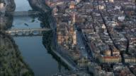 Zaragoza  - Aerial View - Aragon, Saragossa, Zaragoza, Spain video