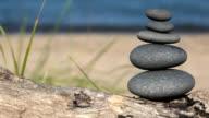 Zen at the beach video