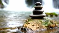 Zen stones video