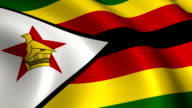 Zimbabwe Flag Loopable video
