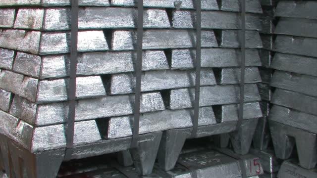 zinc bars video