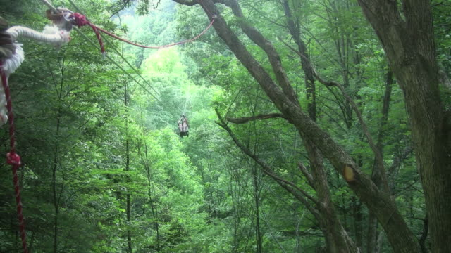 Zip Line Adventure video