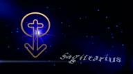 zodiac sign animated video