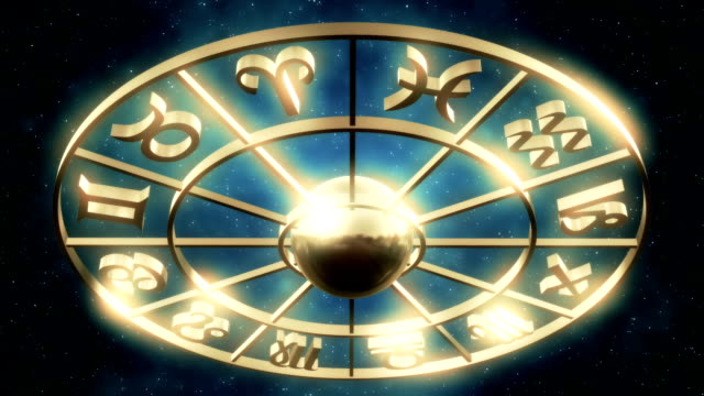 Zodiac Signs | Loopable video
