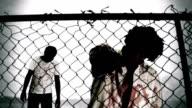 zombie atack video