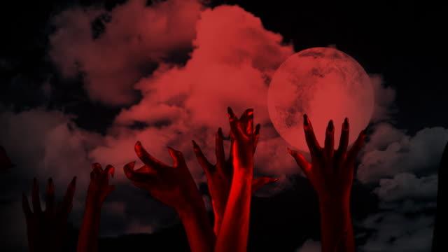 zombie hands video