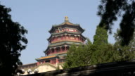 Zoom out from the summer palace video