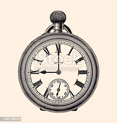 POCKET WATCH 19th Century