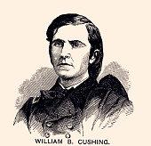 WILLIAM B. CUSHING (XXXL)