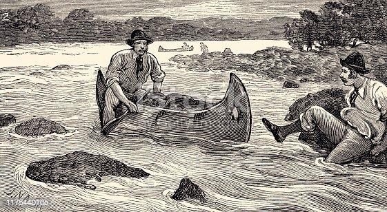 istock CANOEING IN NOVA SCOTIA (XXXL) 1175440105