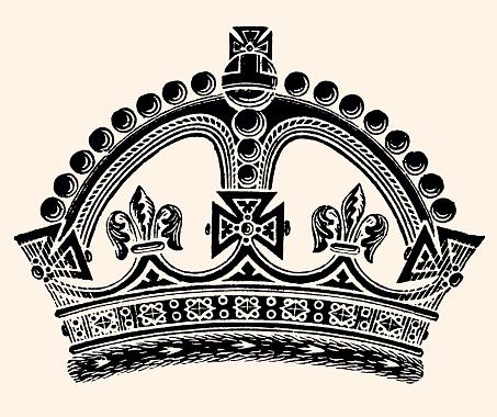 CROWN OF QUEEN VICTORIA (XXXL)