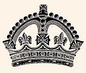 istock CROWN OF QUEEN VICTORIA (XXXL) 1263031465