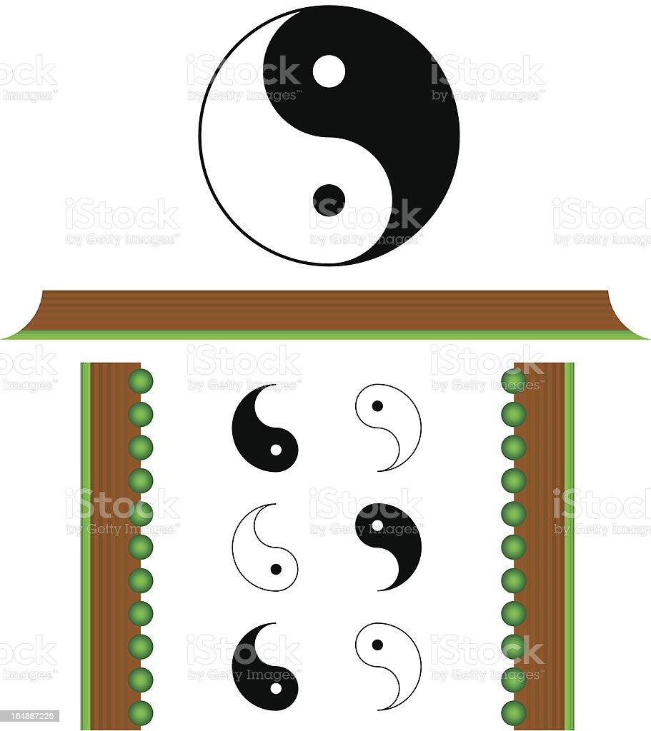 YIN YANG royalty-free yin yang stock vector art & more images of alternative medicine