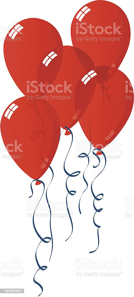 BALLOONS royalty-free balloons stock vector art & more images of balloon