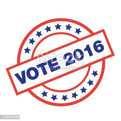 VOTE 2016 SIGN