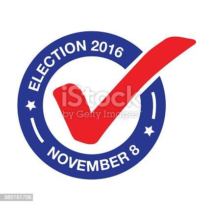 NOVEMBER 8 - ELECTION DAY