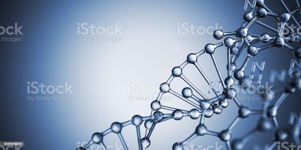 DNA  - ilustração de arte em vetor