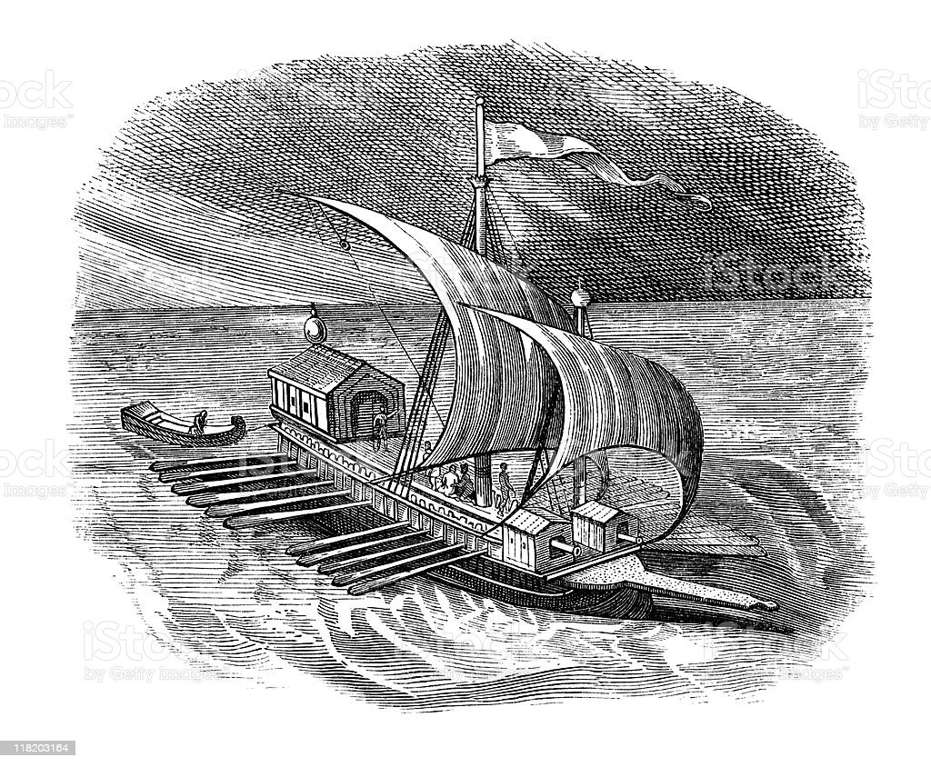 https://media.istockphoto.com/illustrations/16th-century-italian-galley-under-sail-illustration-id118203164