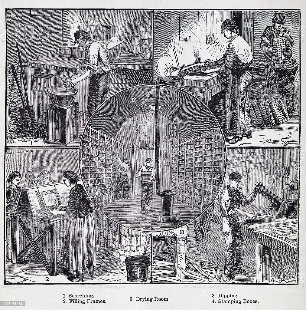 Match Making au 19ème siècle
