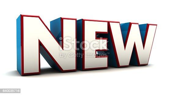 istock 3d render. New 3d tex 640035716