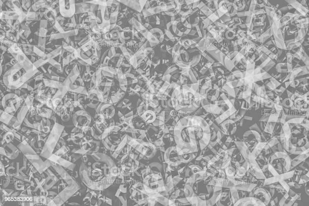 Abstrakcyjne Tło Tekstu Alfabetu - Stockowe grafiki wektorowe i więcej obrazów Linotyp