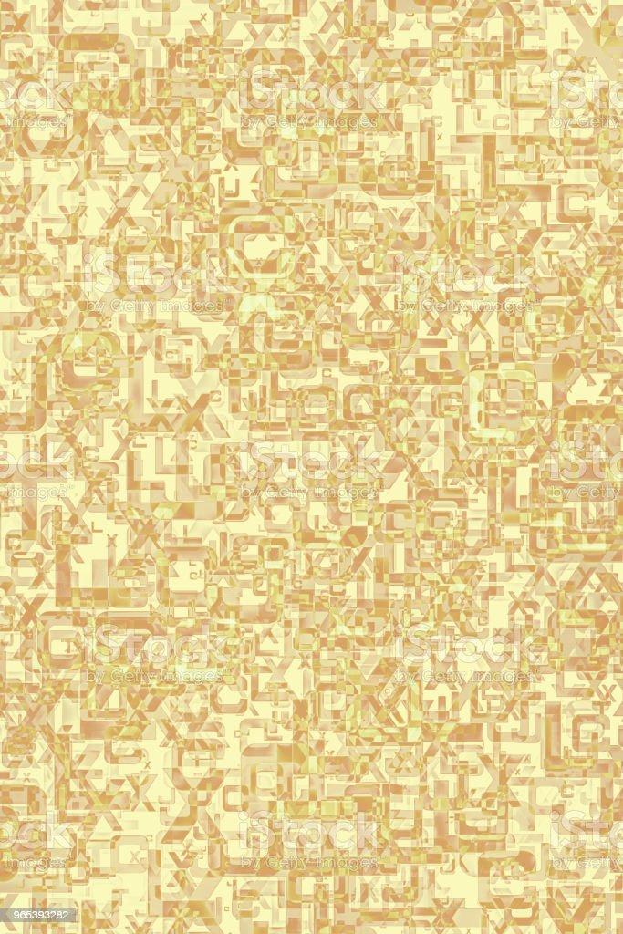 Arrière-plan de texte abstrait alphabet - Illustration de Abstrait libre de droits