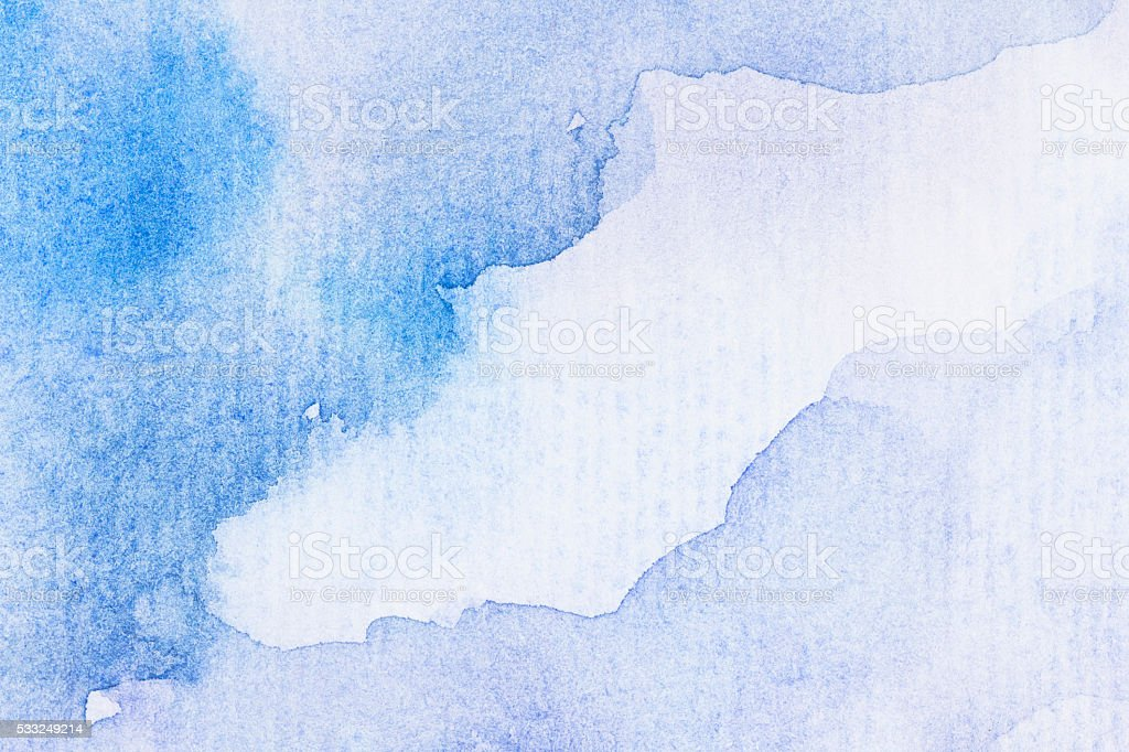 abstract and texture background watercolor on paper vector art illustration