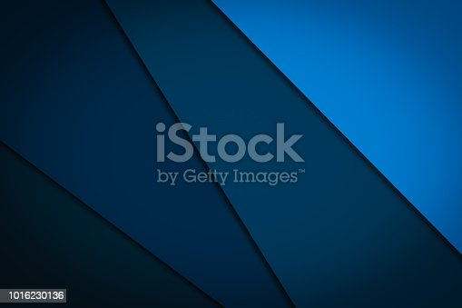 1135911226 istock photo Abstract background business design overlap layer on dark black space for background design 1016230136