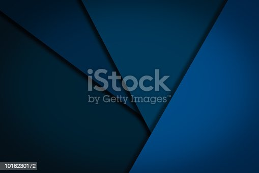 1135911226 istock photo Abstract background business design overlap layer on dark black space for background design 1016230172