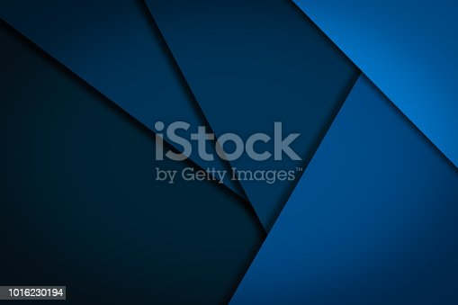 1135911226 istock photo Abstract background business design overlap layer on dark black space for background design 1016230194
