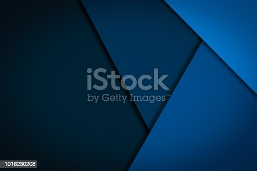 1135911226 istock photo Abstract background business design overlap layer on dark black space for background design 1016230208