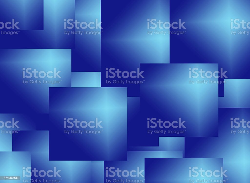 Abstract background in geometric style. Computer generated graph royalty-free stock vector art