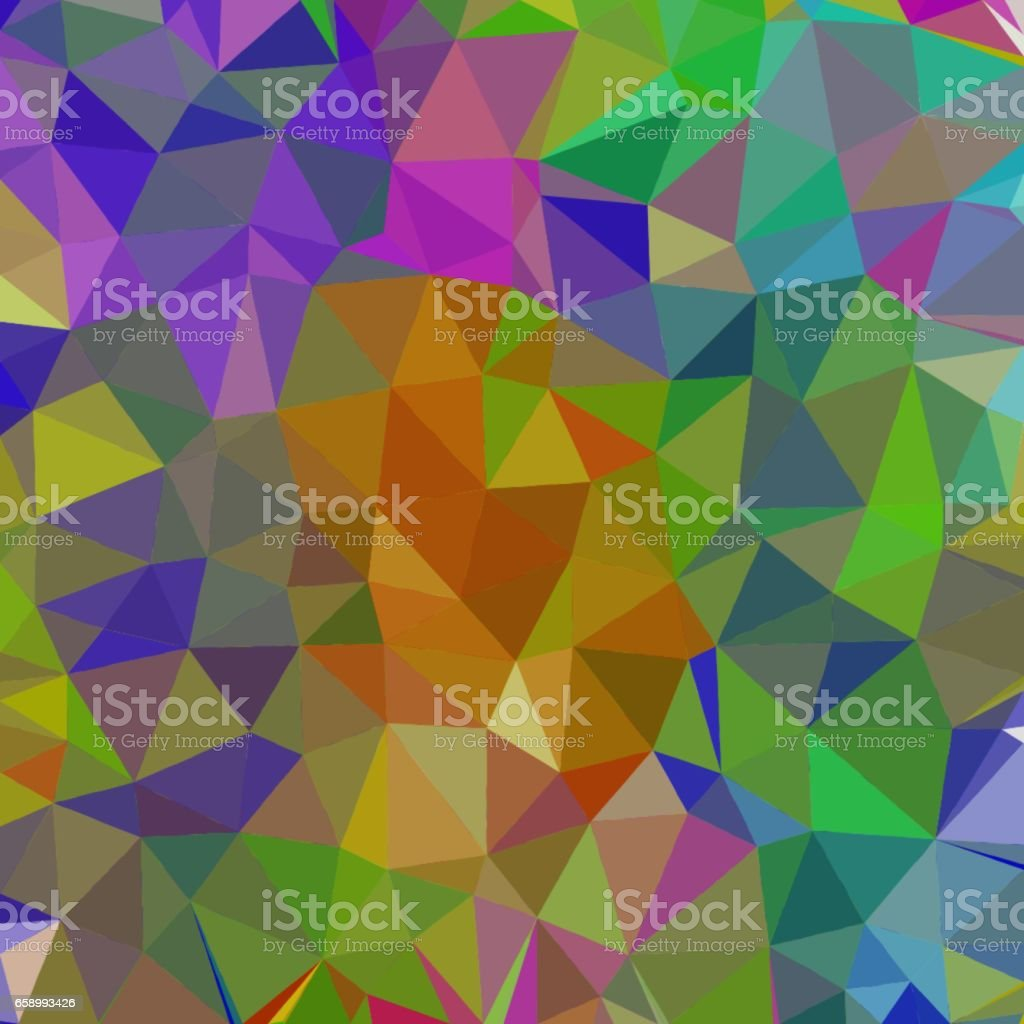 Abstract background of blue and pink and green and yellow colors of light and dark fragments in the style of low-poly royalty-free abstract background of blue and pink and green and yellow colors of light and dark fragments in the style of lowpoly stock vector art & more images of abstract
