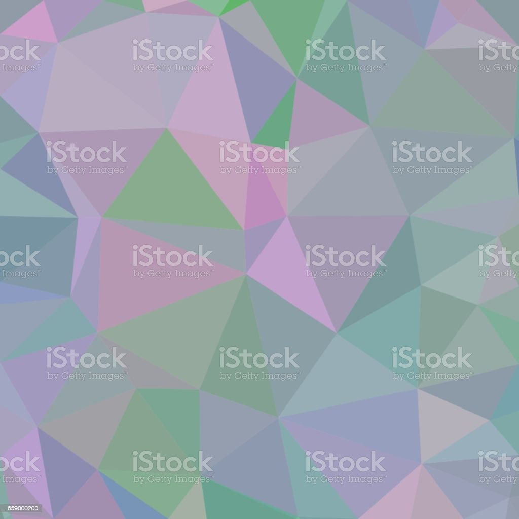 Abstract background of pink and brown and green and gray colors of light and dark fragments in the style of low-poly royalty-free abstract background of pink and brown and green and gray colors of light and dark fragments in the style of lowpoly stock vector art & more images of abstract