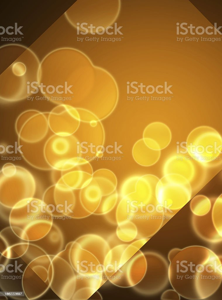 Abstract background with transparent circles. royalty-free stock vector art