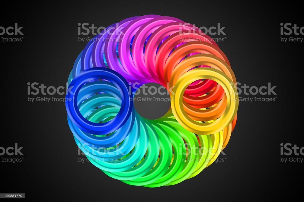 Color Design Art : Abstract color design art stock vector more images of