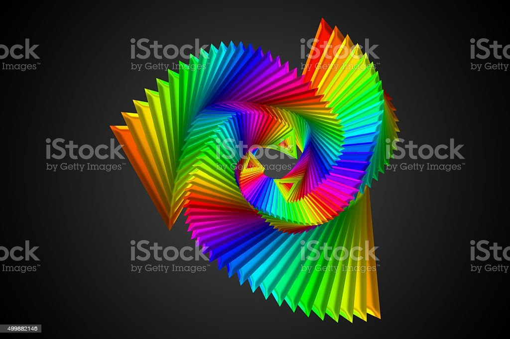 Color Design Art : Abstract color design art stock vector more images of chaos