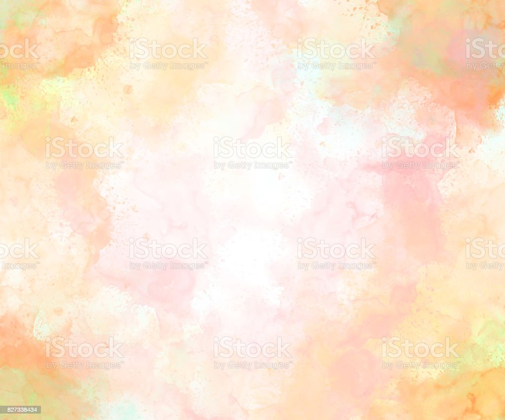 Abstract Colorful background, Colorful painting background, Colorful brushing background. vector art illustration
