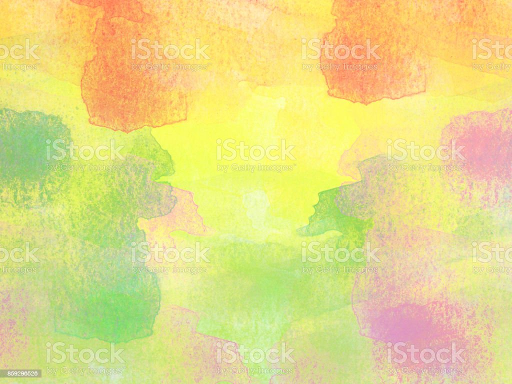 Abstract Colorful Painting Texture Background Colorful Brush