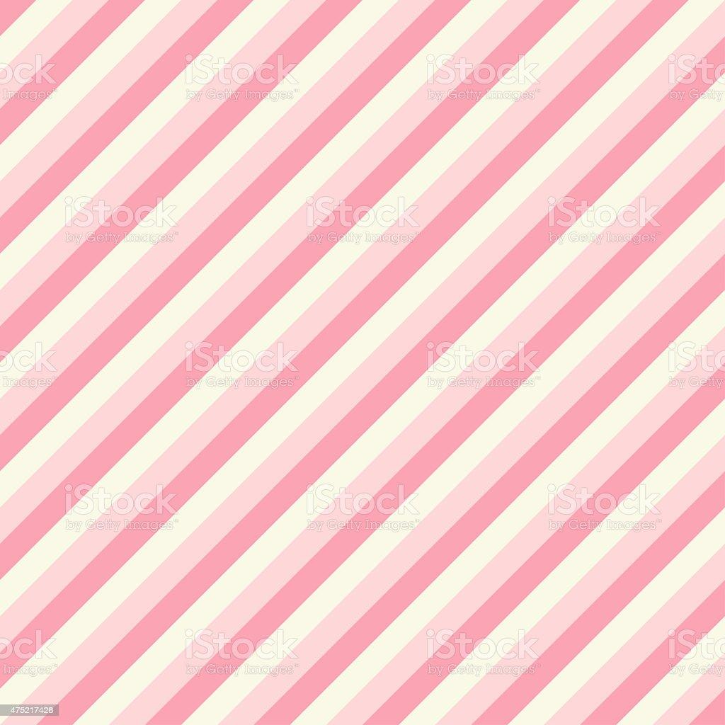 Astratto Sfondo Rosa Con Righe Diagonali Immagini Vettoriali Stock