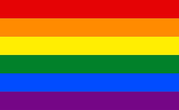 ilustrações, clipart, desenhos animados e ícones de gay bandeira arco-íris colorido abstrato fundo - lgbt